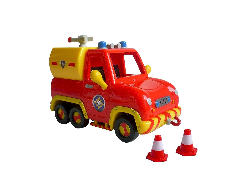 20106 Jouet De Premier Age Sam Camion De Pompiers Venus Ouaps