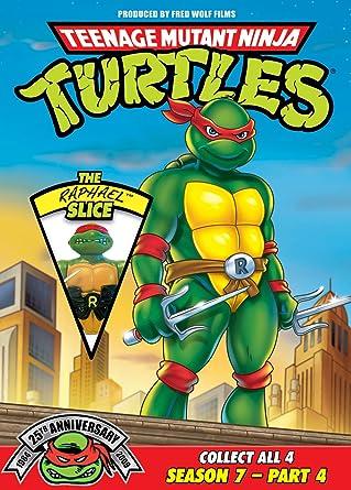 Teenage Mutant Ninja Turtles: Season 7 Pt. 4 Reino Unido DVD ...