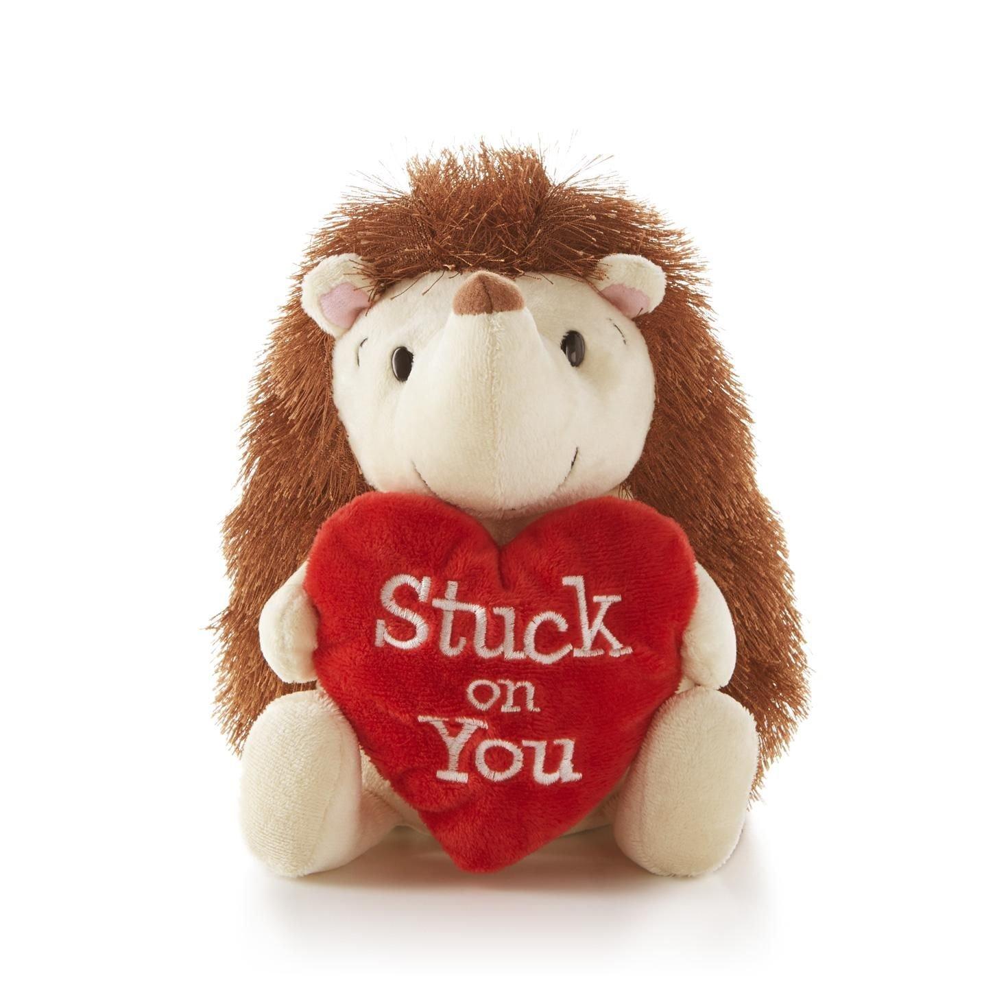 Großartig Amazon.com: Hallmark Valentineu0027s Day 2014 VTD1428 Valentine Porcupine  Plush: Toys U0026 Games