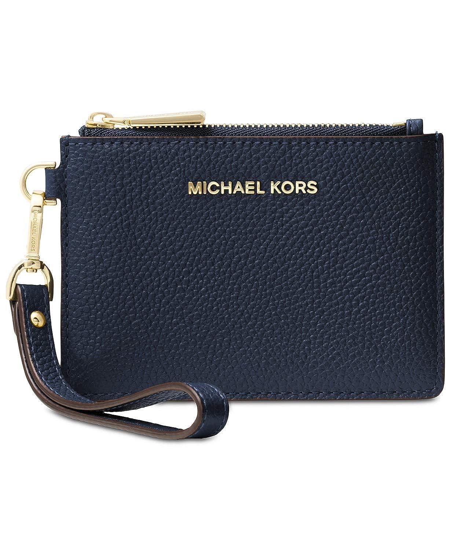 Michael Michael Kors Monedero pequeño, Azul (Almirante ...