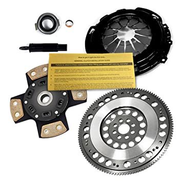EFTSTAGE 5 CLUTCH & ----FLYWHEEL KIT (SPRUNG) RSX CIVIC Si