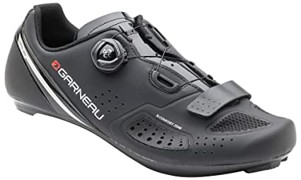 Louis Garneau Mens Platinum 2 Road Bike Clip-in Cycling Shoes for All Road and