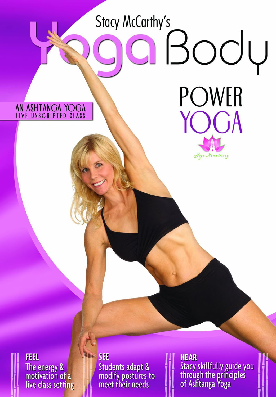 Amazon.com: Stacy McCarthys Yoga Body: Power Yoga: Stacy ...