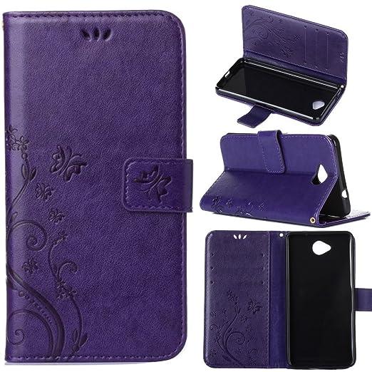 3 opinioni per Dooki, 650 Lumia Cover, tifoso Custodia a portafoglio, in pelle PU, con