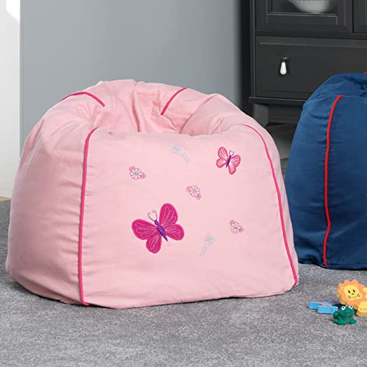 Butterfly Kids Bean Bags