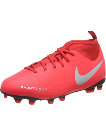 Nike Jr Phantom Vsn Club DF Fg MG Scarpe da Calcio Unisex – Bambini 32769b87e0b