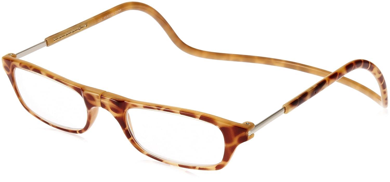 (クリックリーダー) Clic Readers 老眼鏡 B0119KGGUM 薄型非球面レンズ+2.00|ブロンドデミ ブロンドデミ 薄型非球面レンズ+2.00