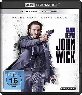 John Wick (4K Ultra-HD) (+ Blu-ray) [Blu-ray]: Amazon.es: Dafoe, Willem, Nyqvist, Michael, Reeves, Keanu, Allen, Alfie, Palicki, Adrianne, Moynahan, Bridget, Winters, Dean, McShane, Ian, Leguizamo, John, Stahelski, Chad, Dafoe, Willem, Nyqvist, Michael: