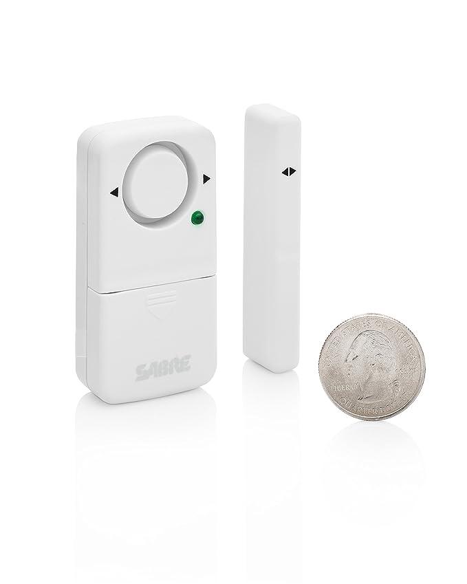 Sabre Home Series HS-WAK - Kit de Alarma inalámbrica: Amazon ...