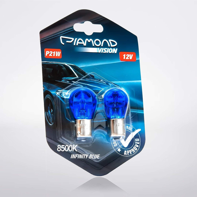 P21w Xenon Effekt Tagfahrlicht Standlicht Look Weiß Weiss Lampe Birne Superwhite Ba15s Auto