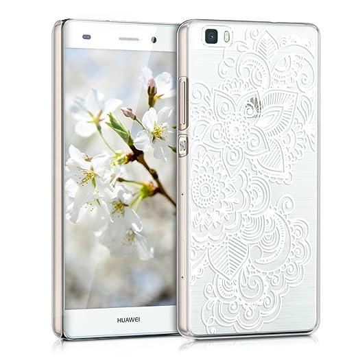 534 opinioni per kwmobile Cover per Huawei P8 Lite (2015)- Custodia trasparente per cellulare-