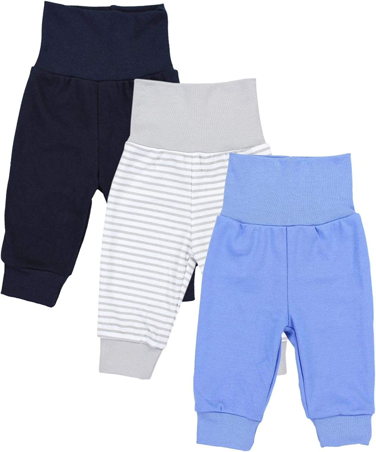 TupTam Baby Boys Long Trousers Pack of 3