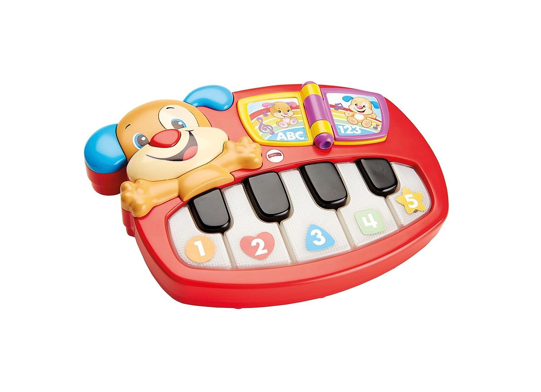 Fisher Price Piano perrito para aprendizaje Mattel DLD