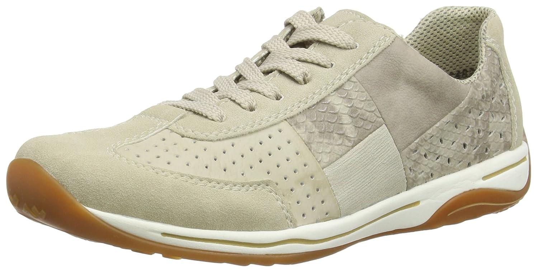 Rieker Damen L6236 Women Low Top Sneakers Beige (champignon GqjwL