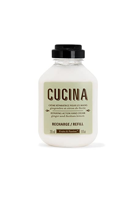 Amazon.com : CUCINA Regenerating Hand Cream Refill - 9 fl. oz ...
