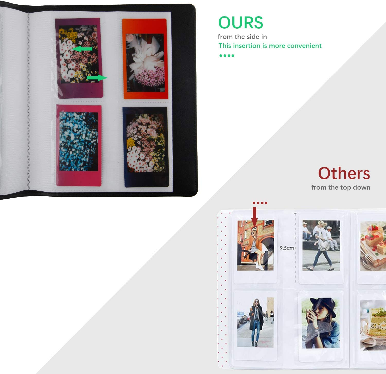 256 Pockets Mini Photo Album for Fujifilm Instax Mini 7s 7C 8 8 ...