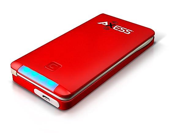 Amazon.com: axess Cargador portátil para teléfonos ...