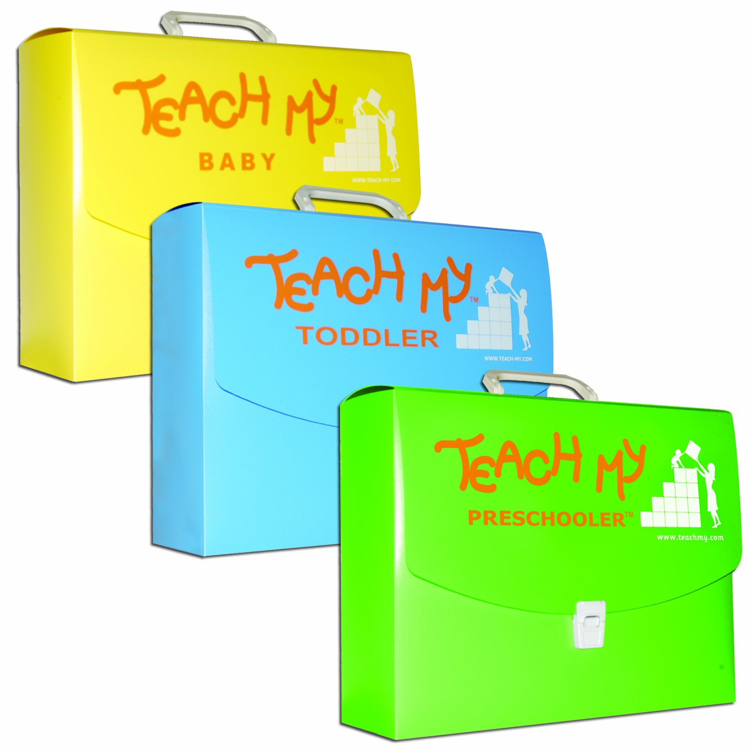 Amazon.com: Teach My Toddler Learning Kit: Toys & Games
