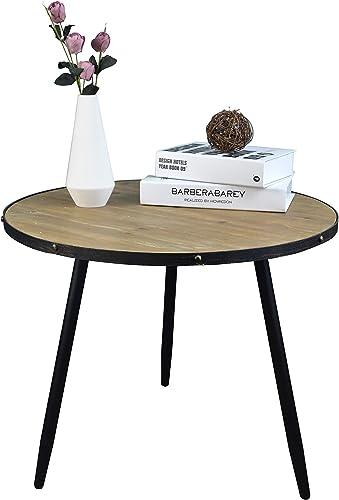 Aojezor Coffee Table,End Table,Bedside Table,Nightstand,Sofa Side Table
