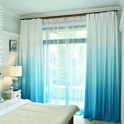 Amberzcy Cortina, Nordic Modern semplice isolamento acustico ombra ...