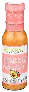 Primal Kitchen, Dressing Thousand Island, 8 Fl Oz, Pack of 1