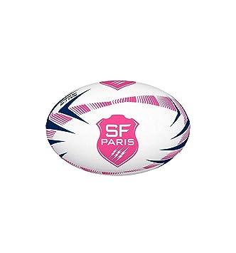 Gilbert - Balón de Rugby de Estadio francés, Talla 5, Color ...
