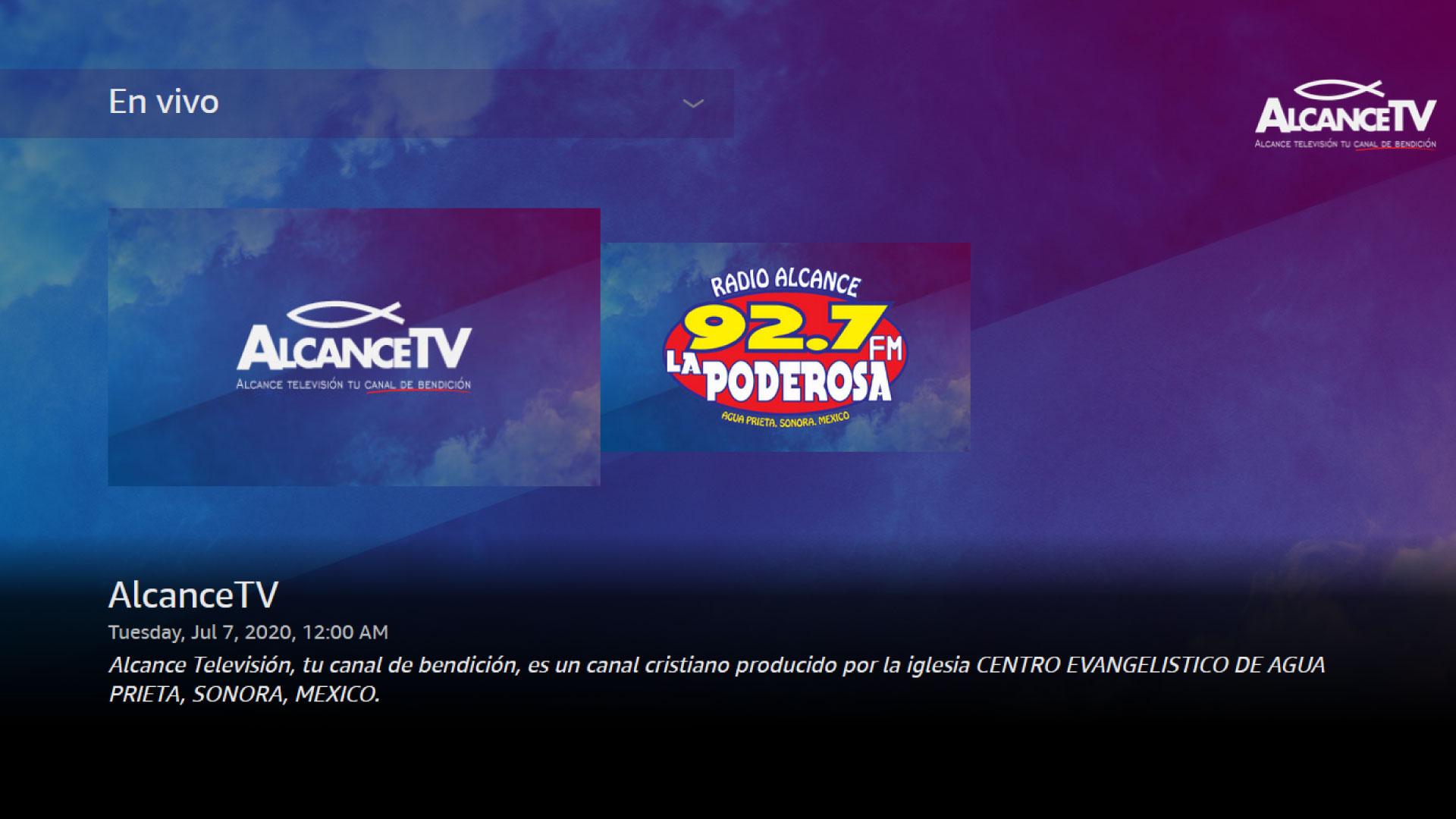 AlcanceTV: Amazon.es: Appstore para Android