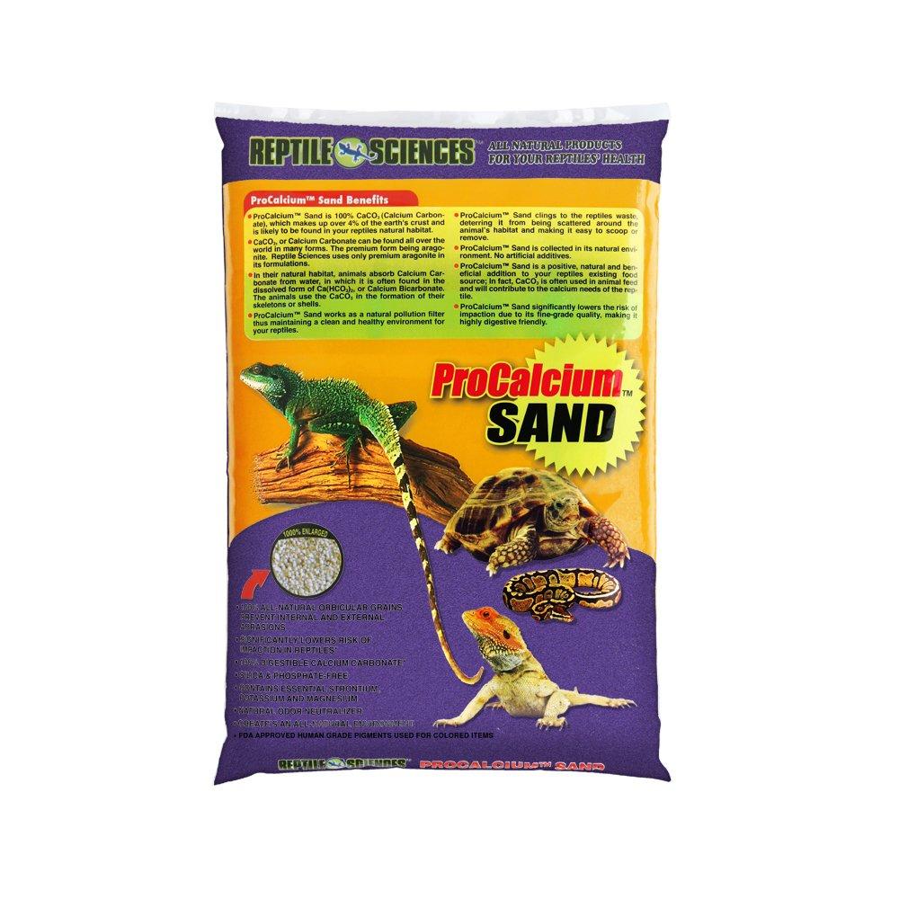 Reptile Sciences Terrarium Sand, 10-Pound, Violet by Reptile Sciences