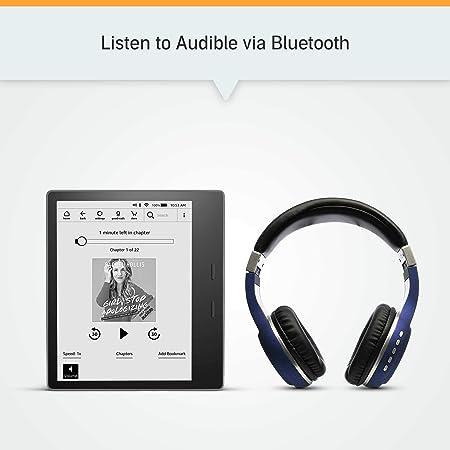 Amazon.com: Kindle Oasis - Graphite, 32 GB, with Audible ...