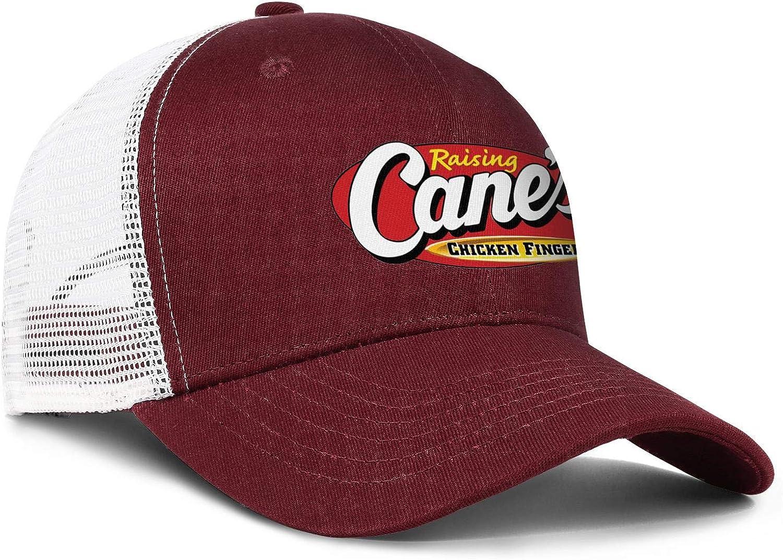 WintyHC Raising Canes Chicken Fingers Cowboy Hat Dad Hat Adjustable Fits Baseball Cap