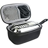 co2CREA Hard Travel Case for Samson Meteor Mic USB Studio Microphone