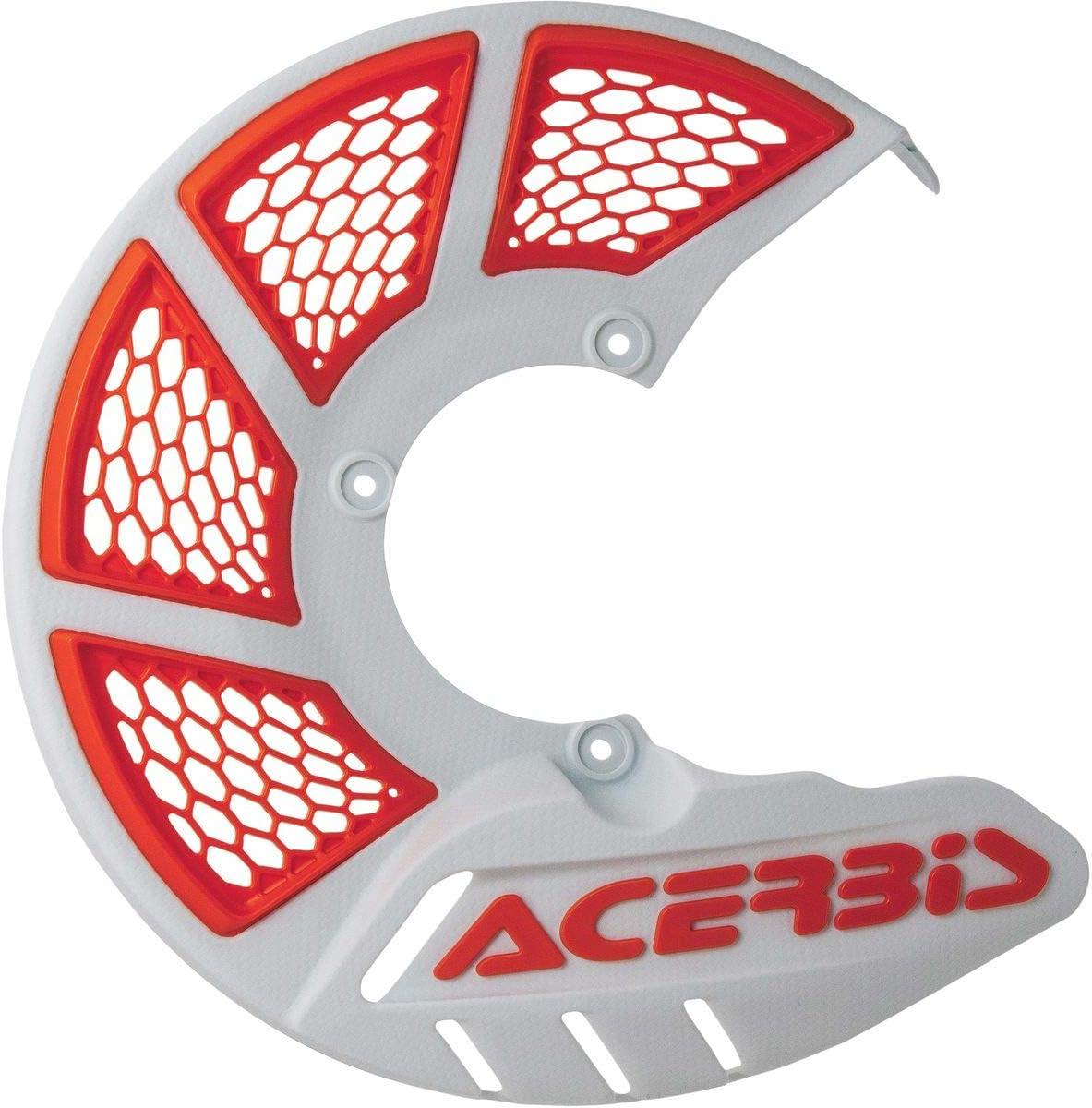 Acerbis 0021846.031/copridisco Avant x-Brake Vented Blanc 2
