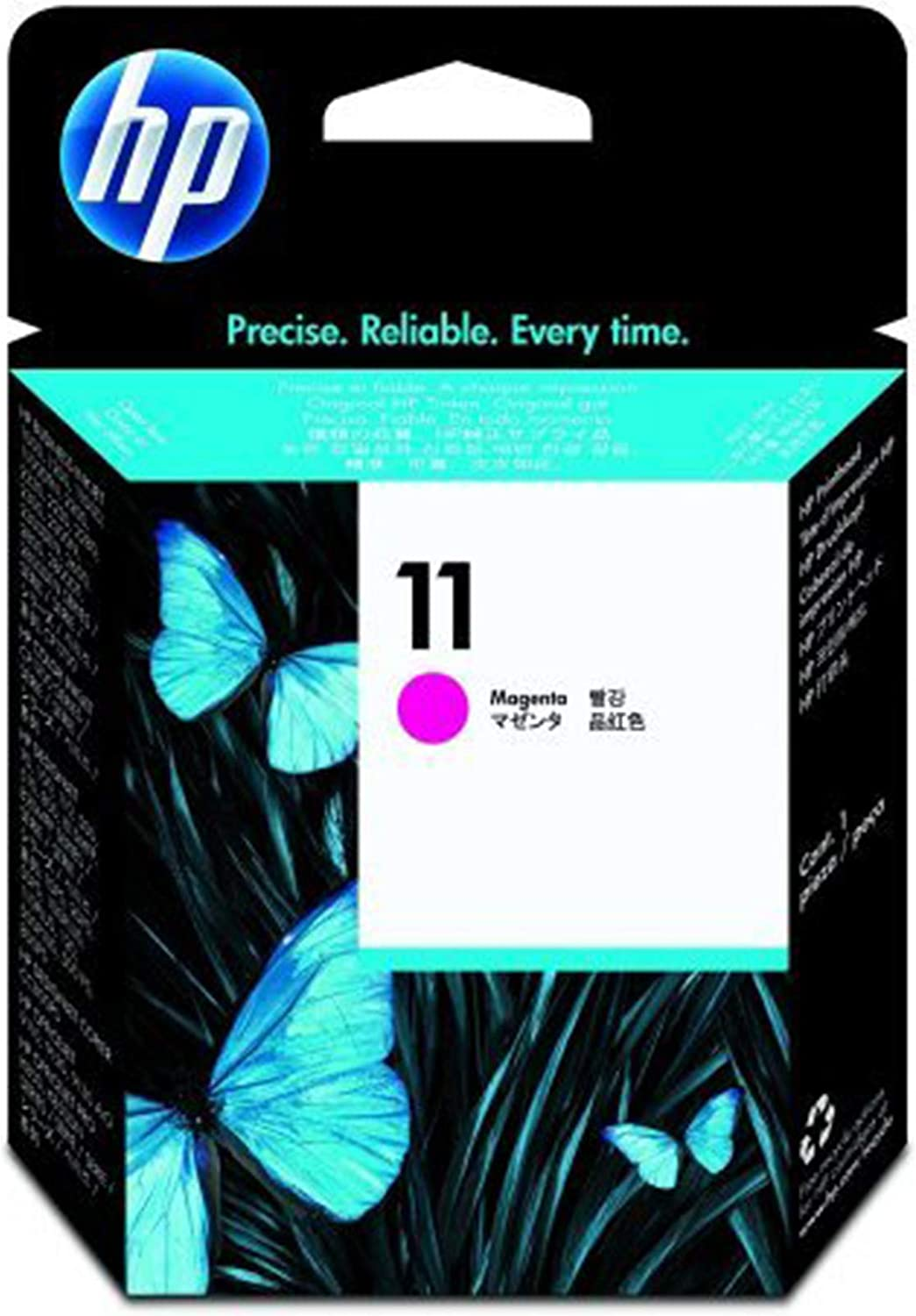 HP 11 | Ink Cartridge | Magenta | C4837A