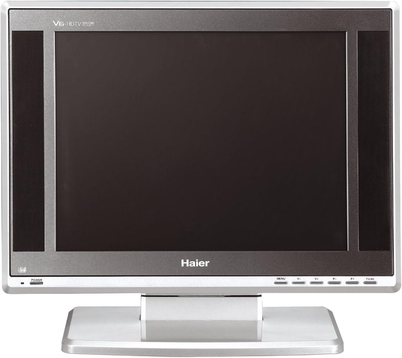 Haier L 20 AV 6 A 0 - Televisión, Pantalla 20 pulgadas: Amazon.es: Electrónica