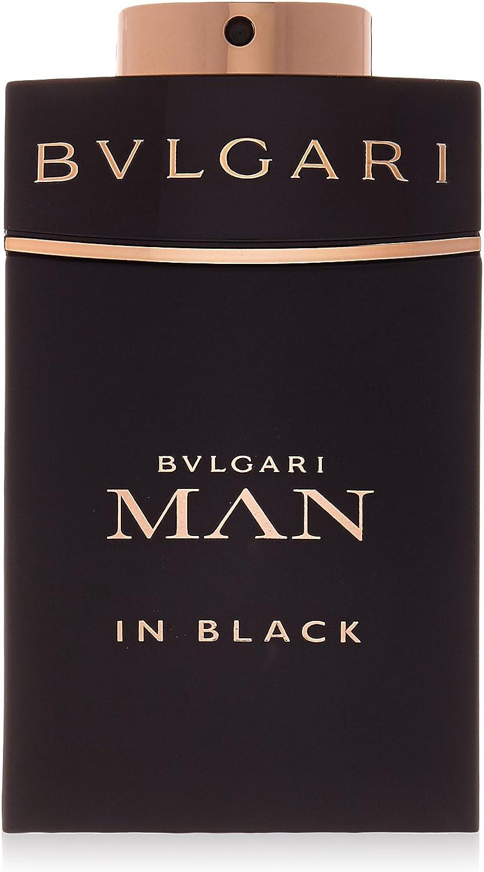 BVLGARI Man in Black Hombres 100 ml - Eau de parfum (Hombres, 100 ml, Aerosol, 1 pieza(s))