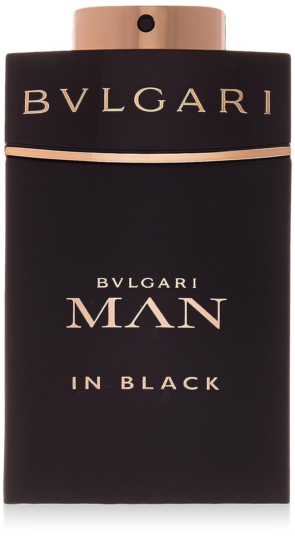 Bvlgari Man In Black by Bvlgari Eau De Parfum Spray 3.4 oz 746480116830