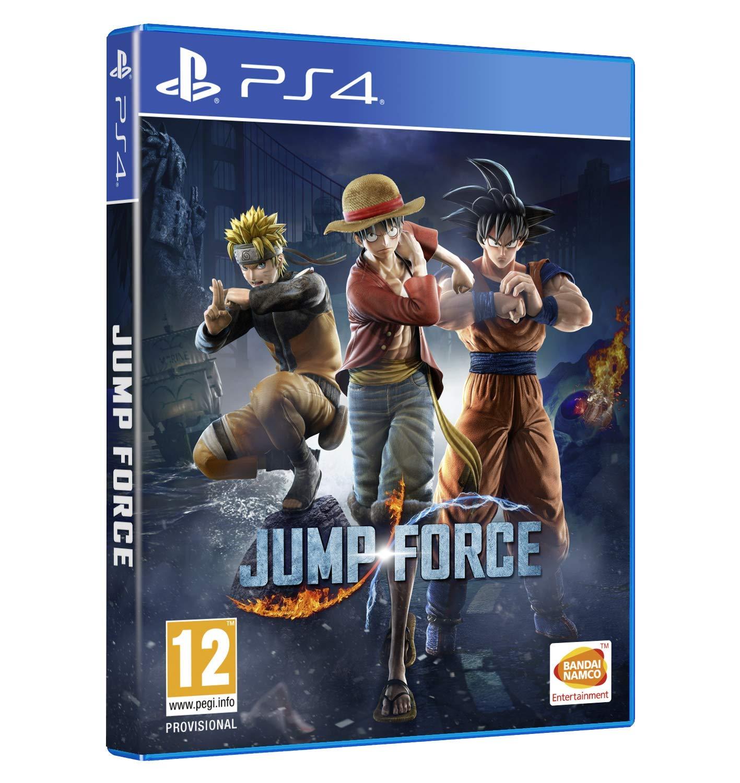 Jump Force - PlayStation 4 [Importación francesa]: Amazon.es ...