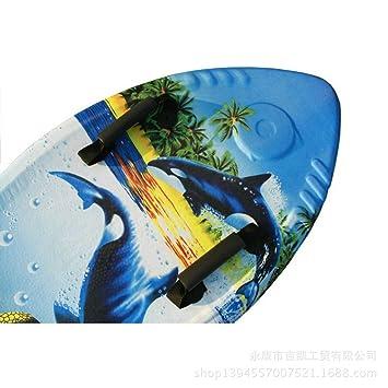 Tabla de esquí acuático de natación para niños de 41 pulgadas / Tabla de flotabilidad para