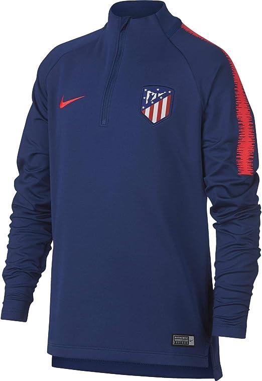 Nike Dry Atlético De Madrid Squad Sudadera, Unisex Adulto, Deep ...