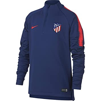 Amazon.com: Nike 2018 – 2019 Atletico De Madrid Drill parte ...