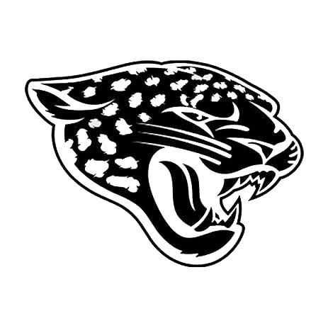Jacksonville jaguars vinyl decal sticker for car or truck windows
