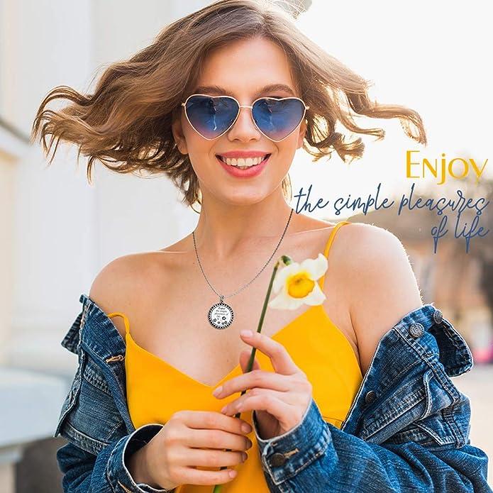 Amazon.com: Spirit Lala - Collar reversible con diseño de ...