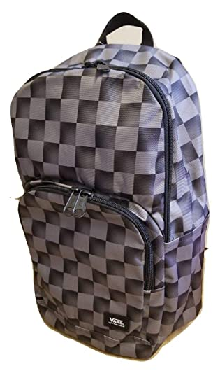 0a8488ac300 Amazon.com | Vans Alumni Checkerboard Backpack School Bag | Kids' Backpacks