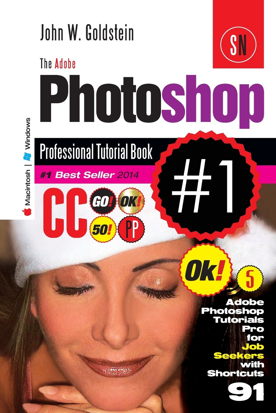 The adobe photoshop cc professional tutorial book 91 macintosh the adobe photoshop cc professional tutorial book 91 macintoshwindows adobe photoshop tutorials pro for job seekers with shortcuts photoshop pro volume baditri Gallery