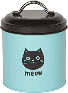 Now Designs 5088001aa Cat Treat Tin, Cats Meow