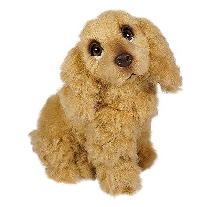 Amazon Com Cocker Spaniel Puppy By Piutre Italian Handmade Plush