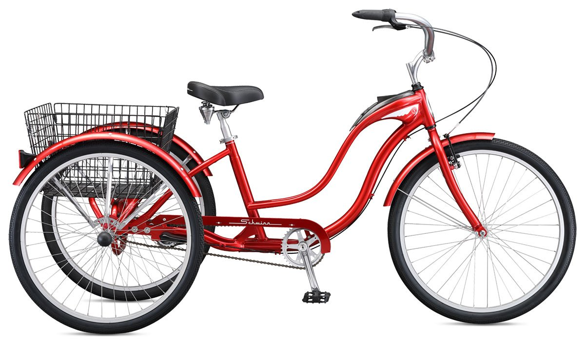 Schwinn Town Town and レッド Country Country Trike レッド B078Z2XD4C, カセダシ:4447fd29 --- number-directory.top