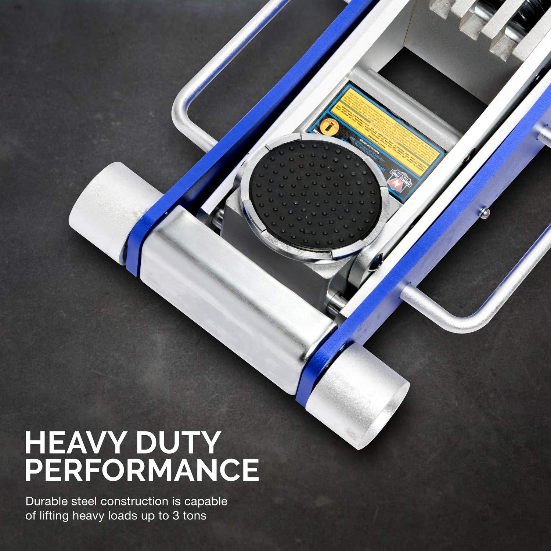 best car jacks Neiko Pro 20272B Premium Low Profile Aluminum Floor Jack
