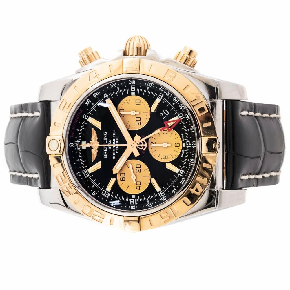Breitling Chronomat automatic-self-wind mens Watch CB0420 (Certified Pre-owned)