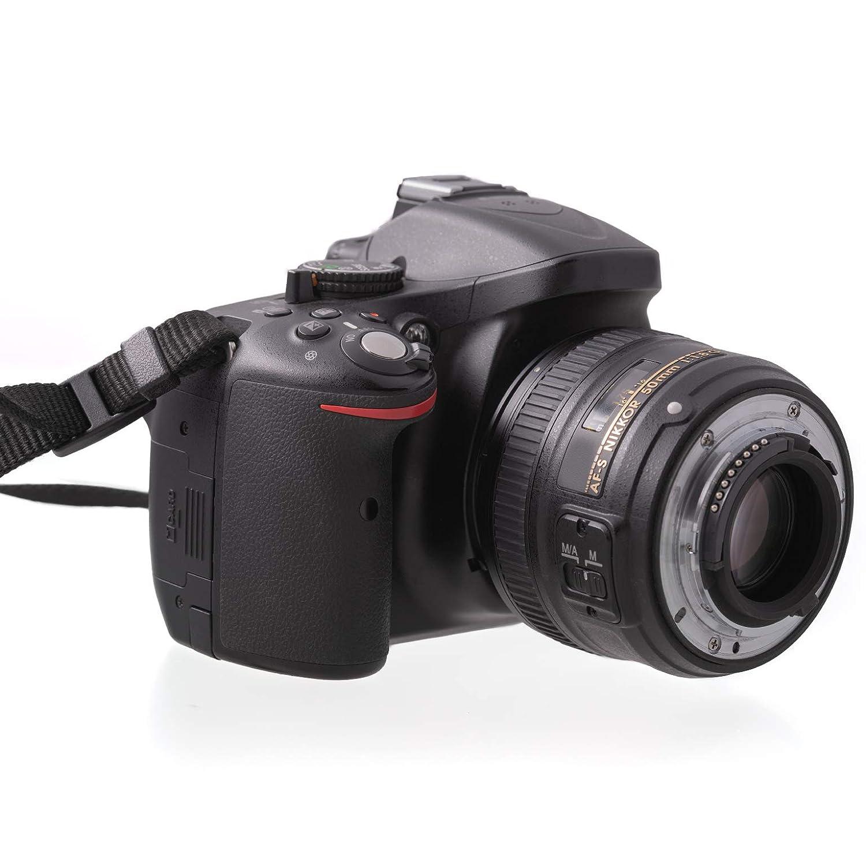 Para Canon EOS 2000D 4000D 200D 800D 80D 6D Mark II 6D 7D Mark II 5D Mark IV EOS-1D X Mark II 5DS R 5DS Ares Foto 52 mm macro anillo de inversi/ón anillo adaptador de anillo